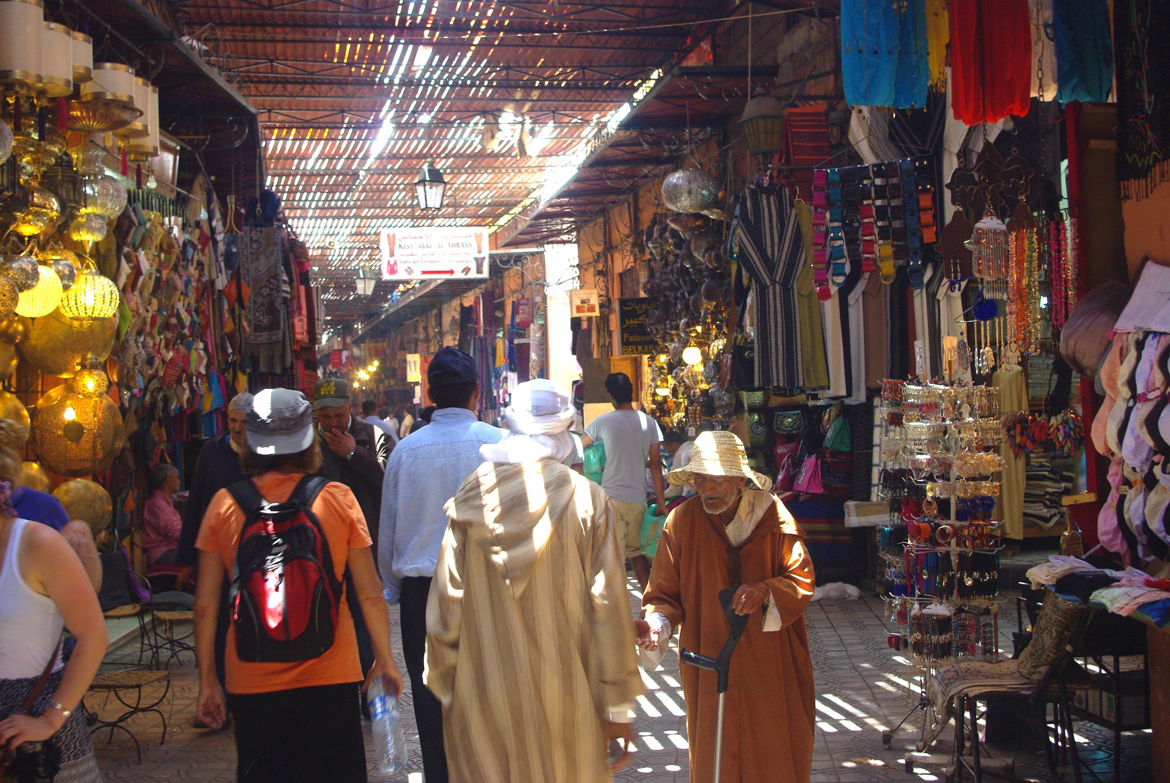 I Won two Marrakech Adventures!