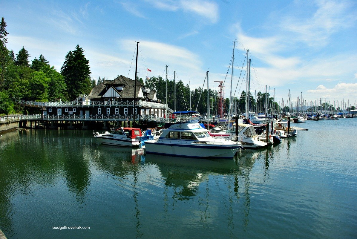 Fantastic Friday Vancouver City Boat Harbour