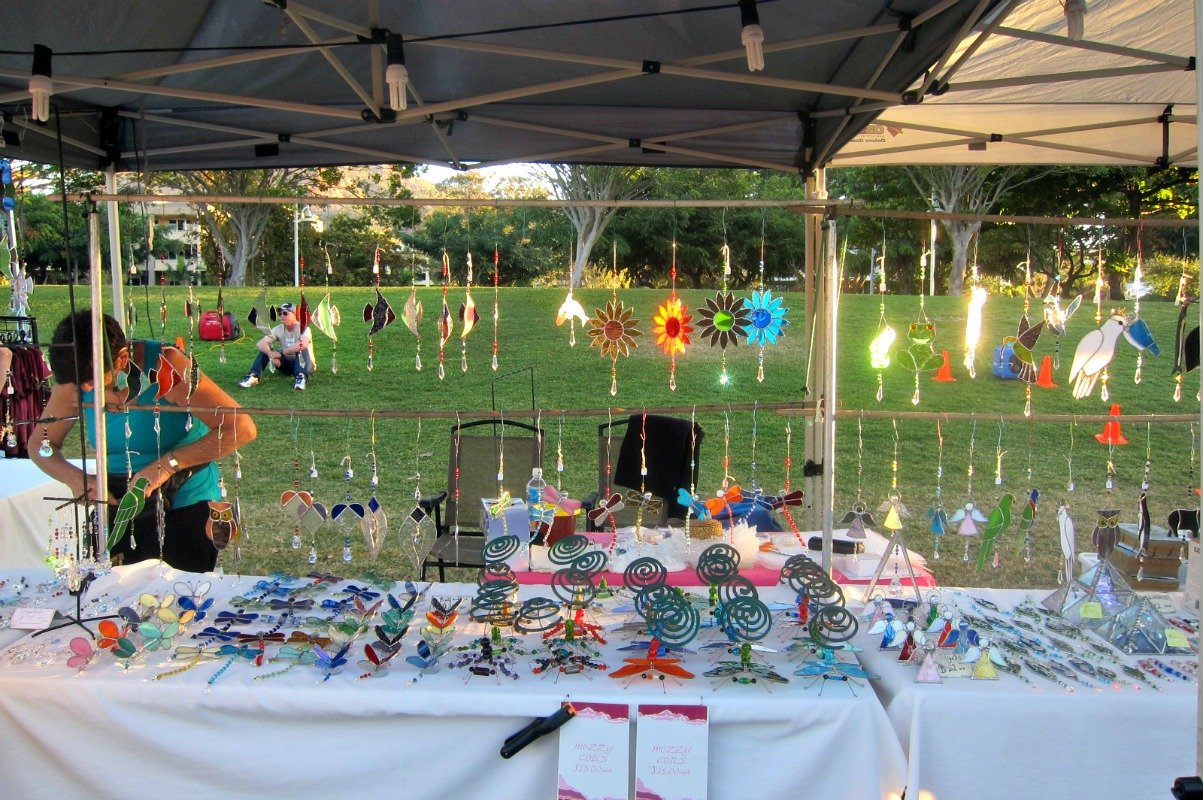 Tuesday in Townsville Strand Night Markets