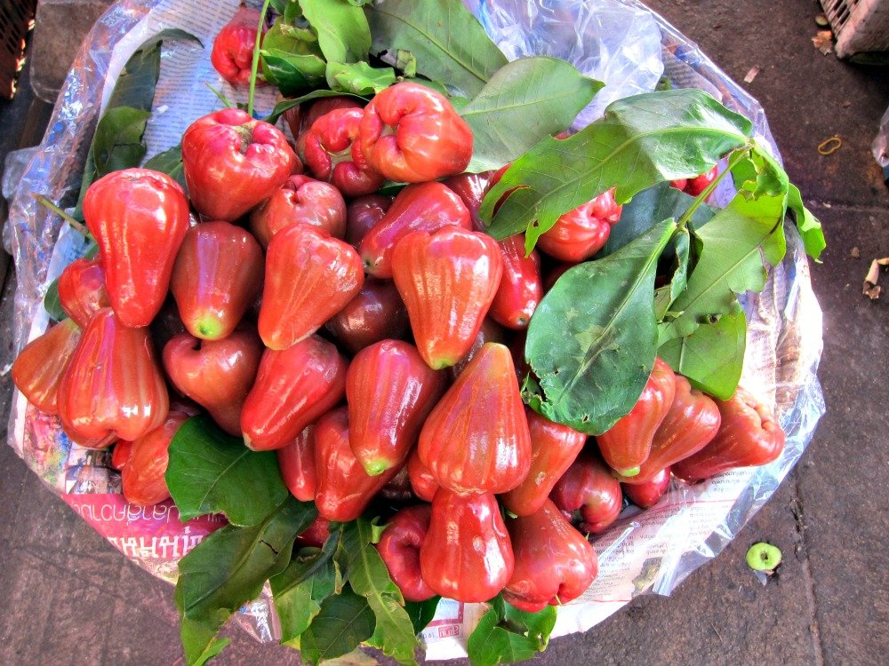 Sihanoukville Market Cambodia or Phsar Leu