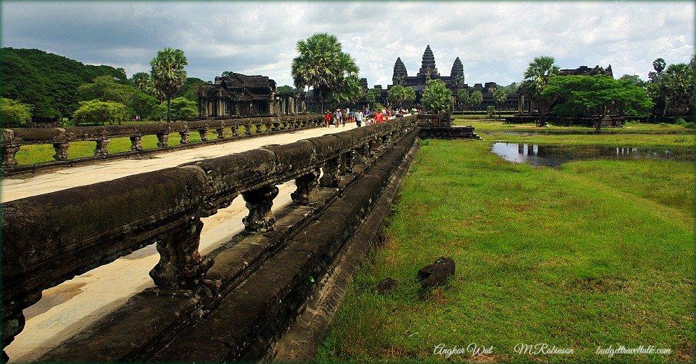 Angkor Wat is Heaven on Earth