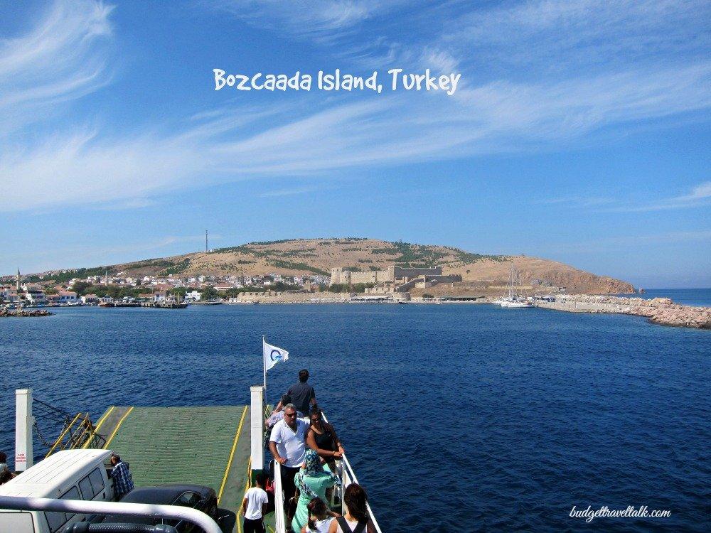 Bozcaada Island Ferry
