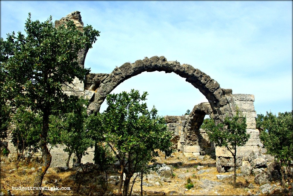 The Thrill of Discovery at the ruins of Alexandria Troas Turkey