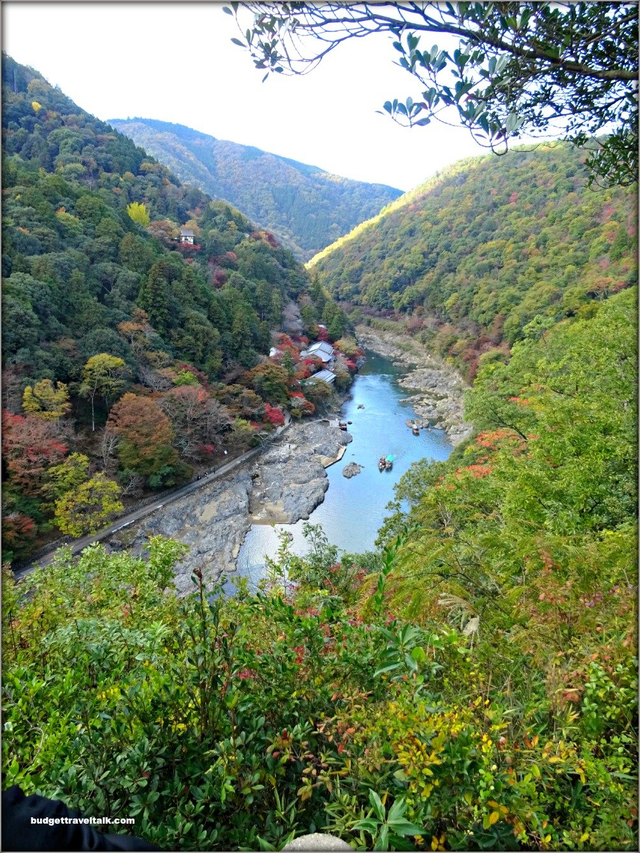 Arashiyama Hozugawa River Gorge