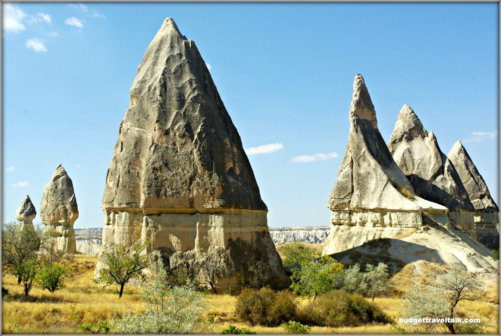 The Rose Valley Cappadocia or a Walk Amongst the Fairy Chimneys