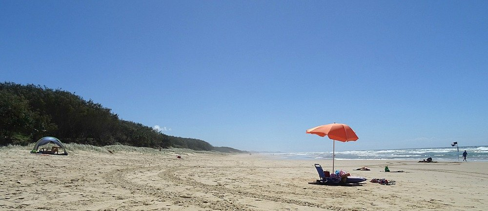 Coolum a Beautiful Australian Beach