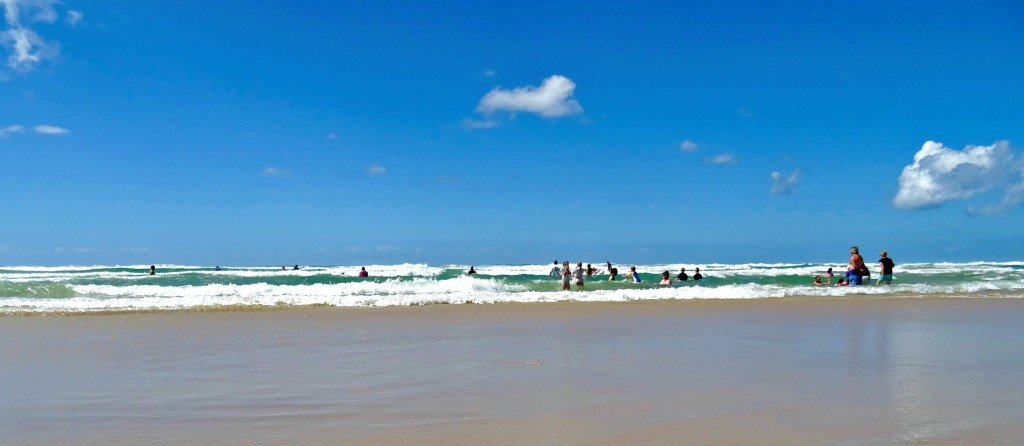 Coolum Beach Queensland Australia