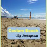 Coolum Beach by Instagram
