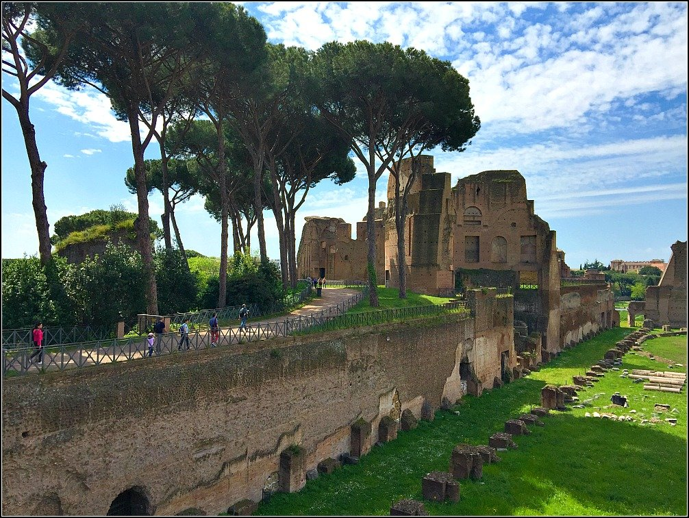 How to visit Palatine Colosseum Forum Rome and Buy Tickets