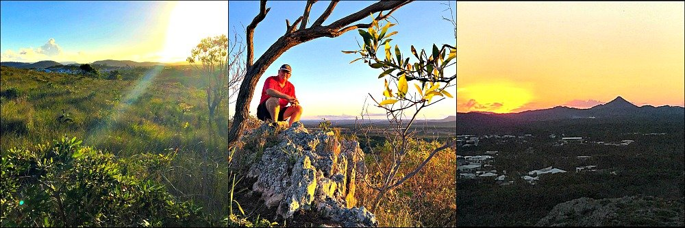 Coolum Beach Emu Mountain