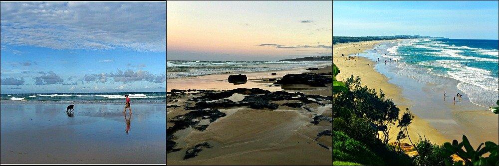 Coolum Beach Walks