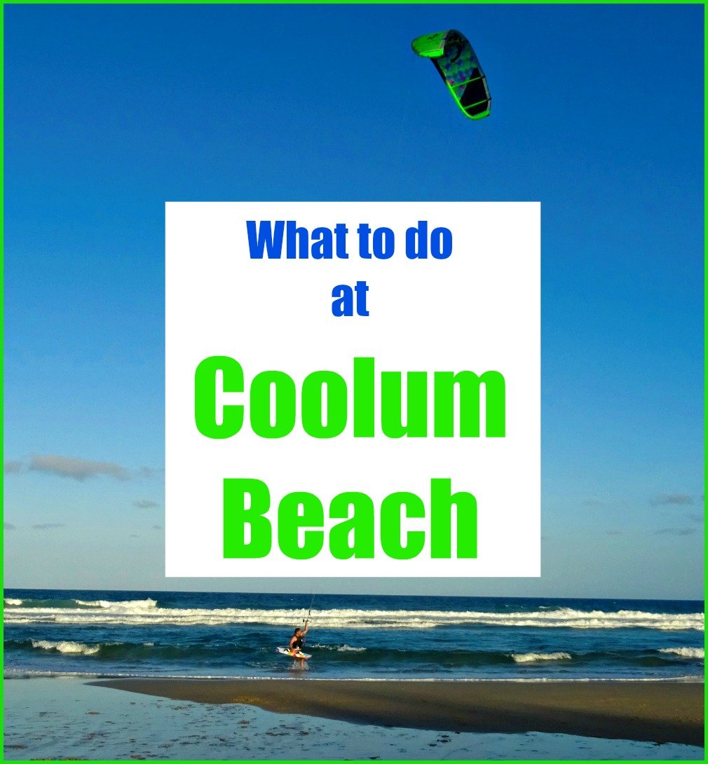 What to do at Coolum Beach