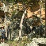Cania Gorge National Park