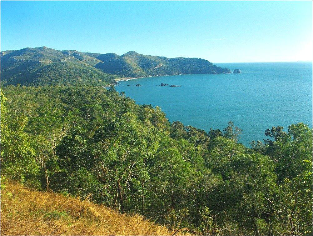 Cape Hillsborough Bay View 50 km north of Mackay Australia
