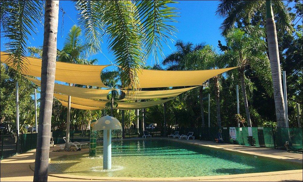 Cape Hillsborough Tourist Park Pool