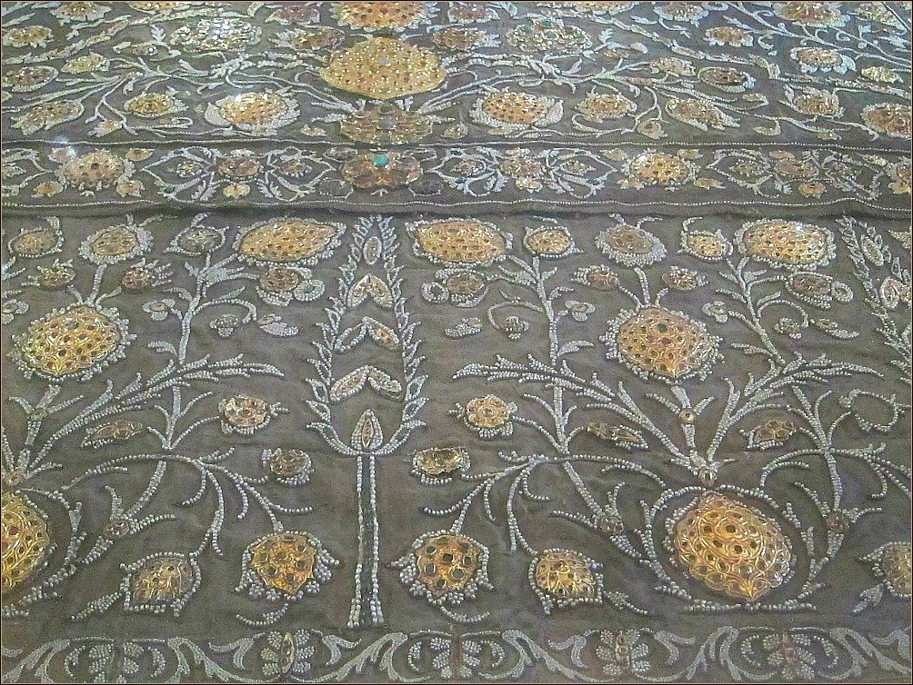 Topkapi Palace Views - Throne Cover