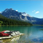 Lake Louise to Emerald Lake Detour