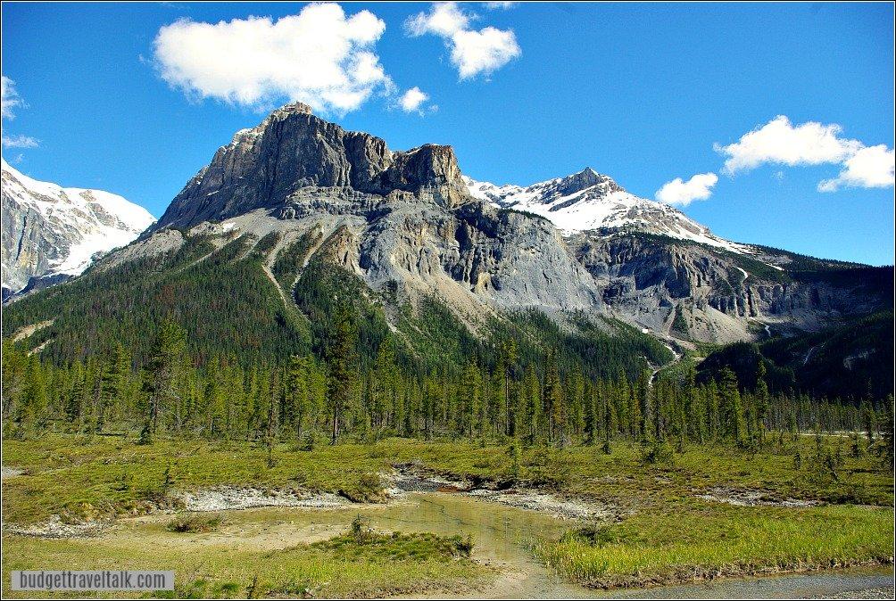 Emerald Lake Mountains