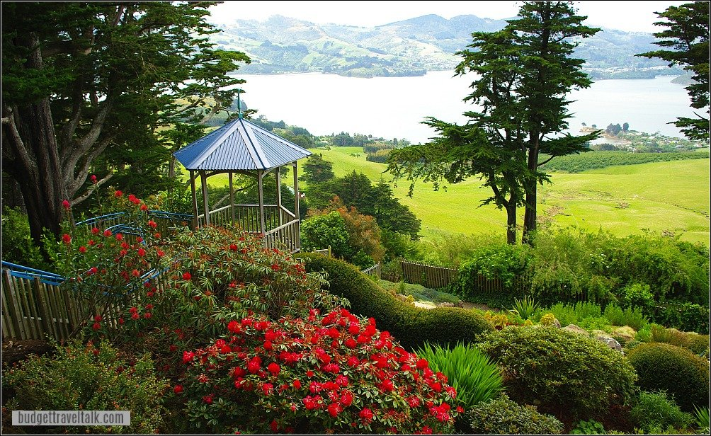 Larnach Castle History and Gardens