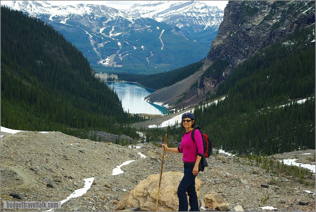 Lake Louise Viewpoint and a Teahouse Hike