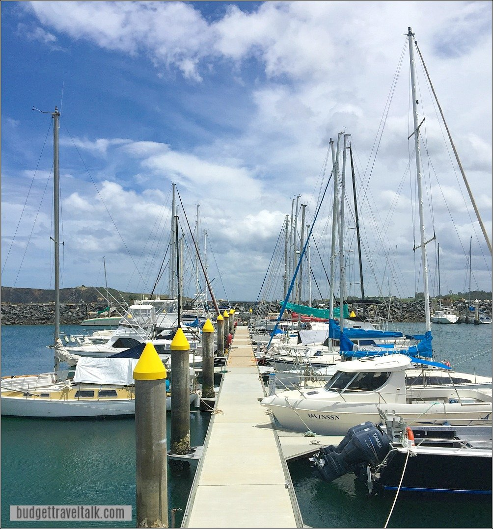 Coffs Harbour Attractions - Marina