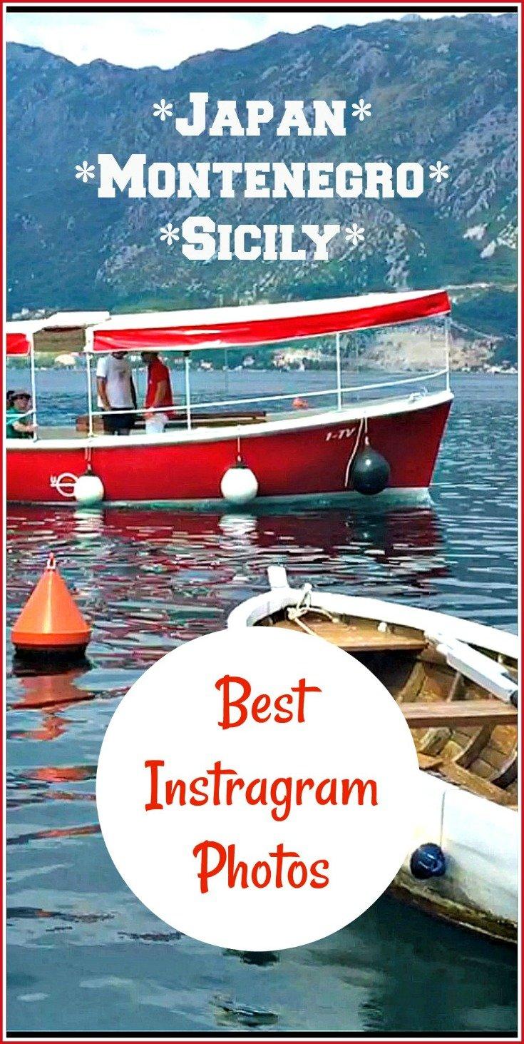 Our Best Instagram Photos Japan Montenegro Sicily