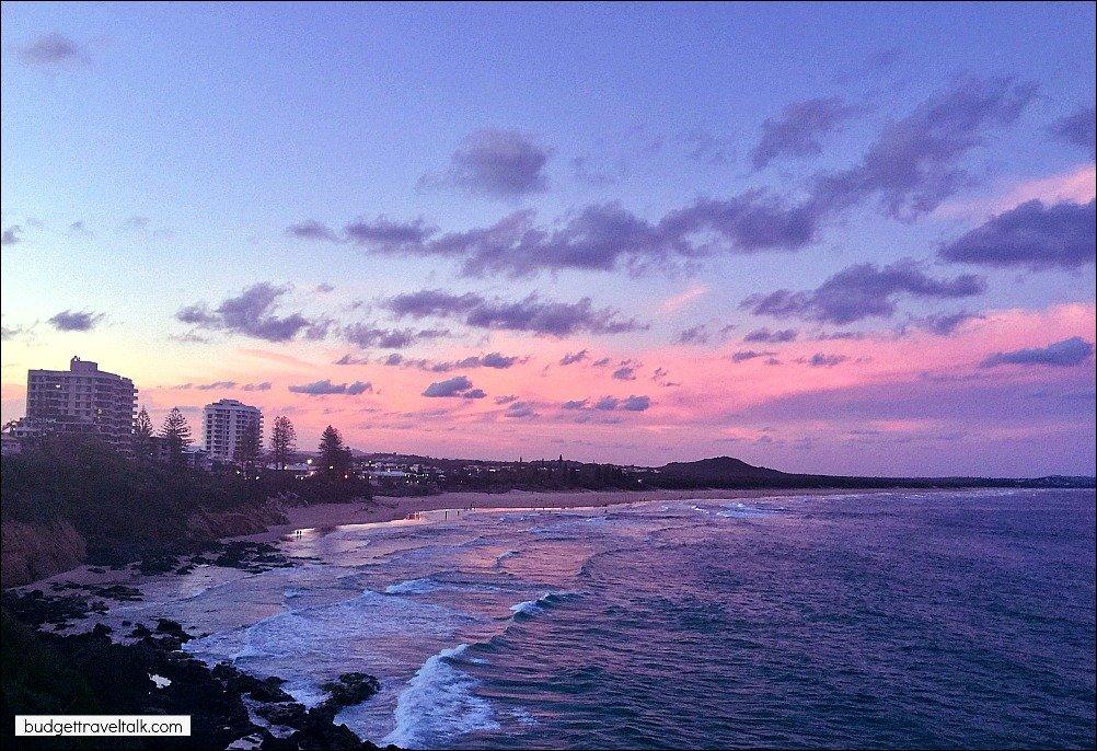 Australian Sunsets - Coolum Beach