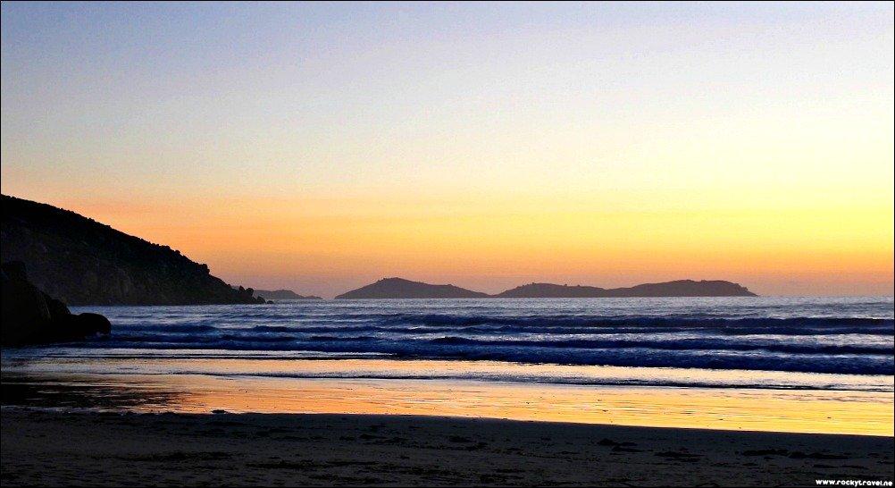 Whisky Bay Sunset Wilsons Promontory Australia