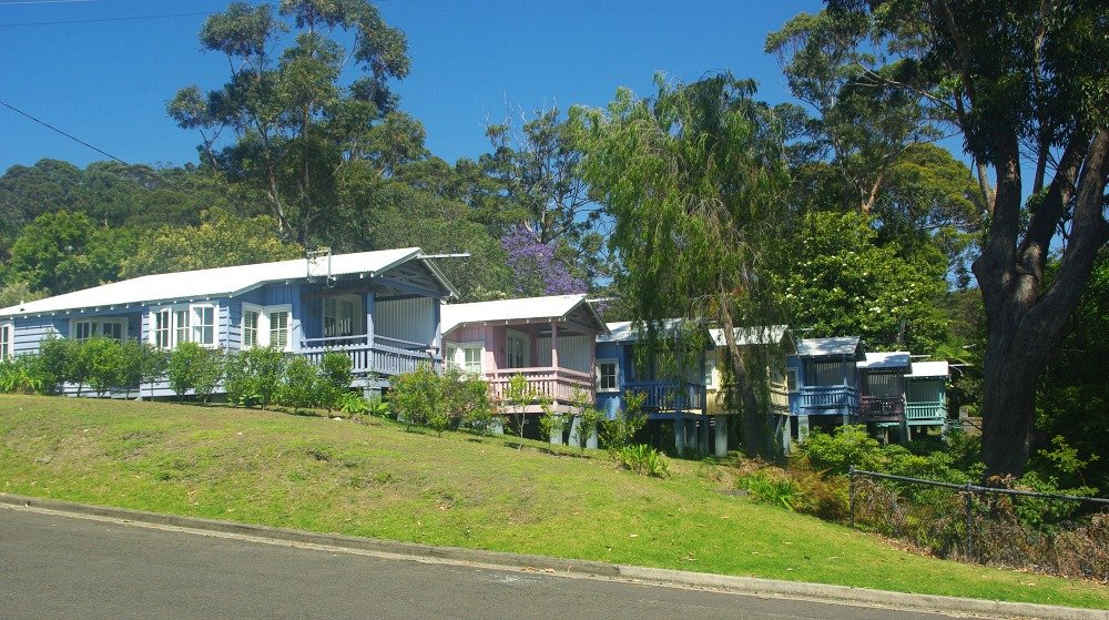 Hyams Beach Cottages