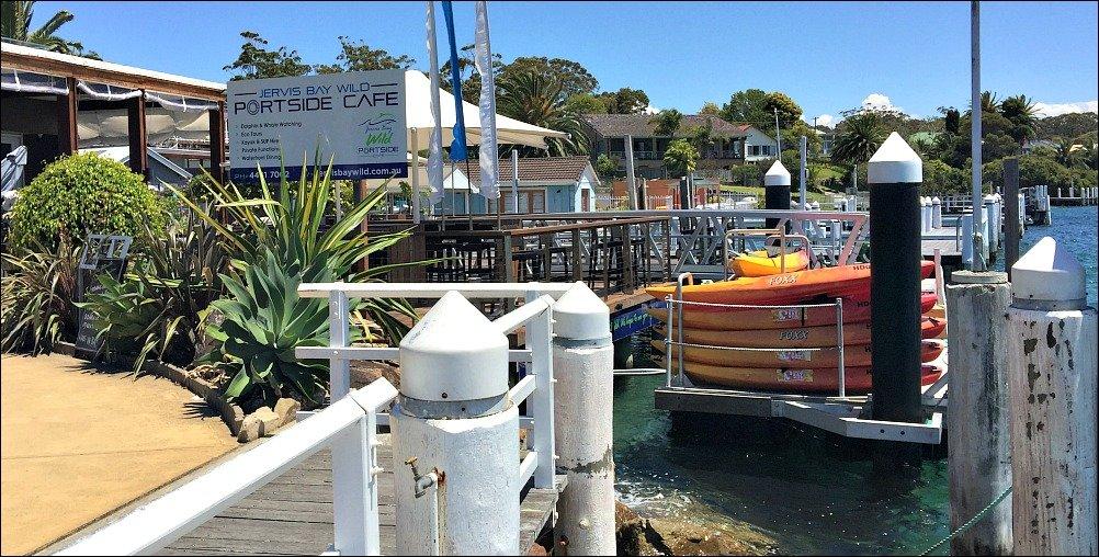 Jervis Bay Wild Kayaks