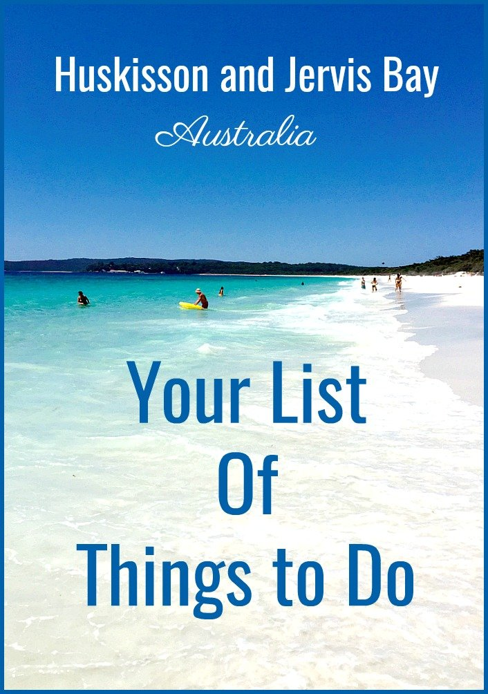 Things to do in Huskisson and Jervis Bay