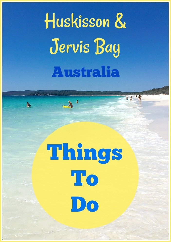 Your list of Things to Do in Huskisson and Jervis Bay Australia