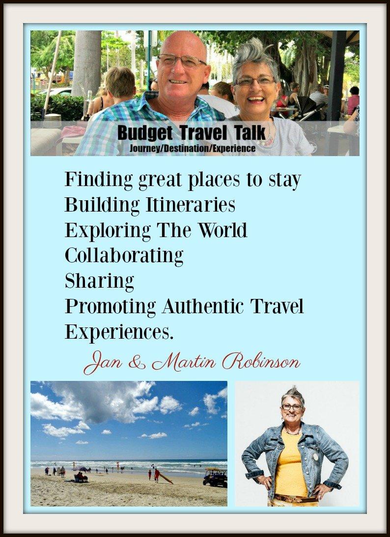 Budget Travel Talk Media Kit