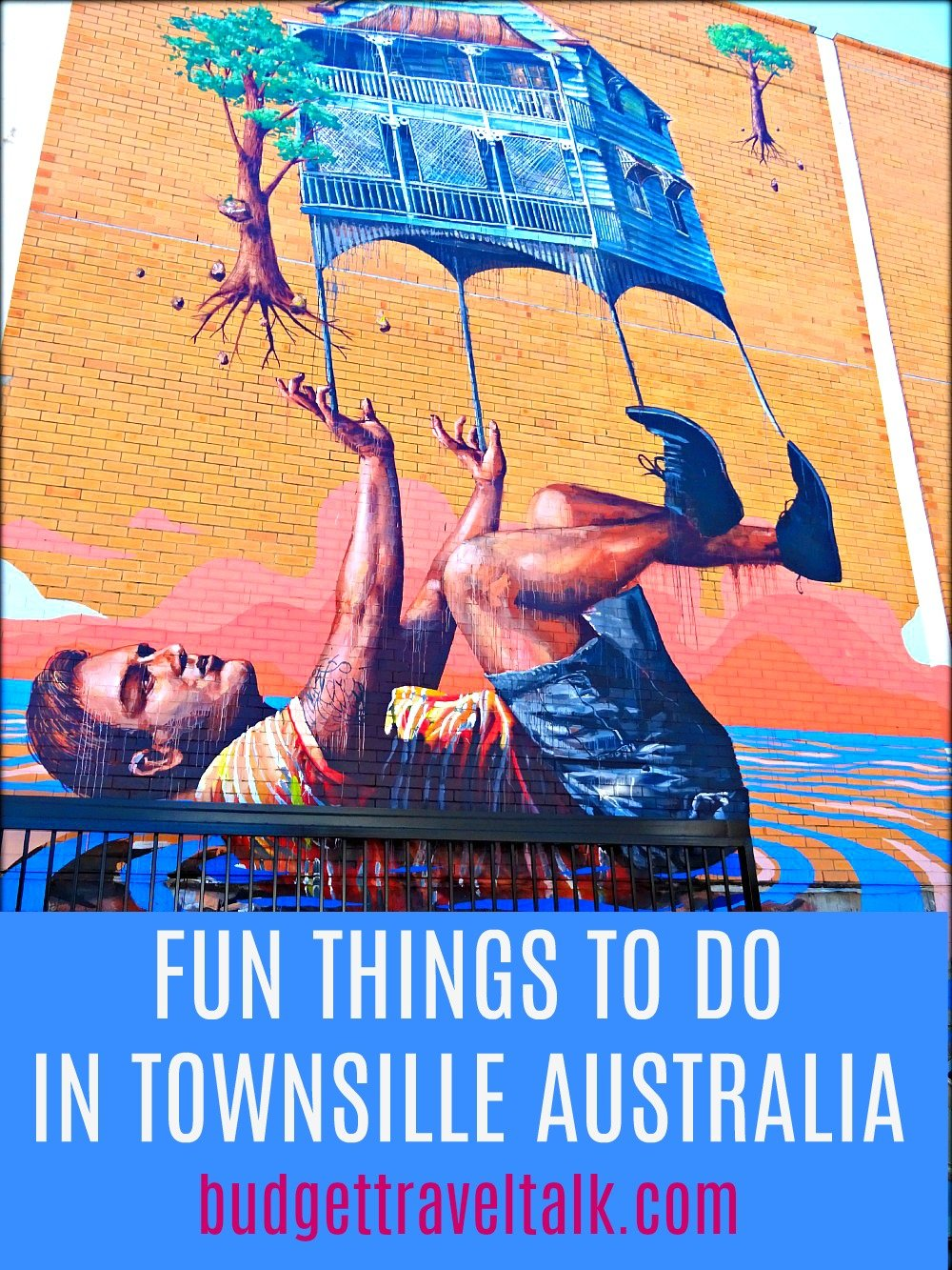 City Lane Townsville is one of the fun things to do in Townsville Australia